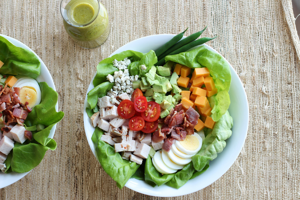 roy choi\'s cobb salad